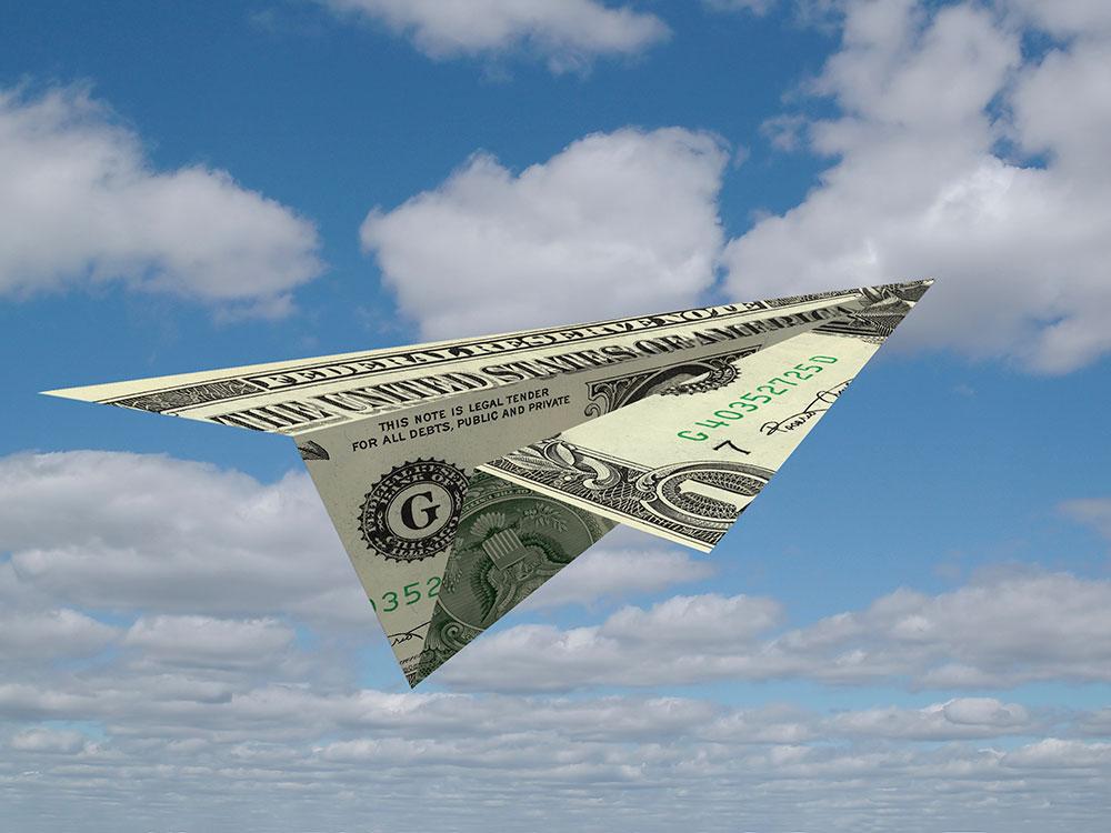 consejos dinero viajes