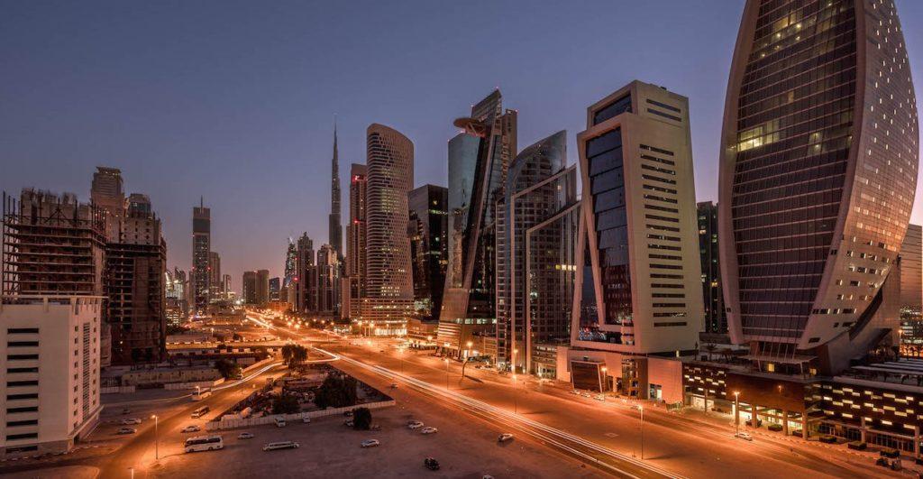 skylines-Dubai
