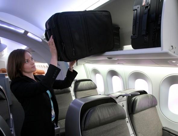 equipaje de mano que llevar