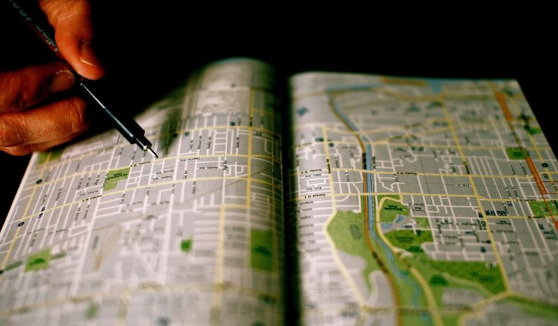como-planear-un-viaje-guia-de-viajes-mapa