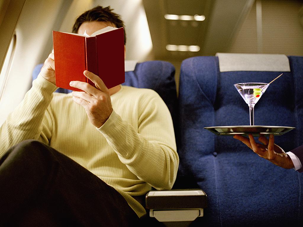Viajar En Avión Los Hombres Que Viajan En Primera Y: ¿Por Qué Los Aviones Ya No Tienen Primera Clase